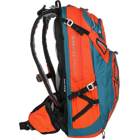 Deuter Attack 20 Protector Backpack papaya-petrol